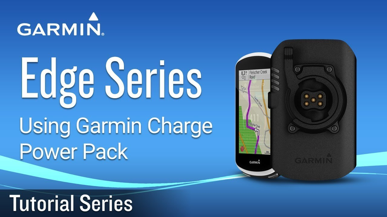 Externes Batterie Akku Pack für Garmin Edge 500