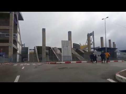 Tangier city : L e projet de la Cité des sports ملاعب المدينة الرياضية بطنجة