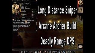 Neverwinter Nights Long Distance Sniper Arcane Archer Build