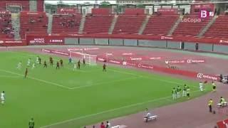 Gol Imaz. RCD Mallorca 1 - UCAM Murcia 2. Copa del Rey 16/17