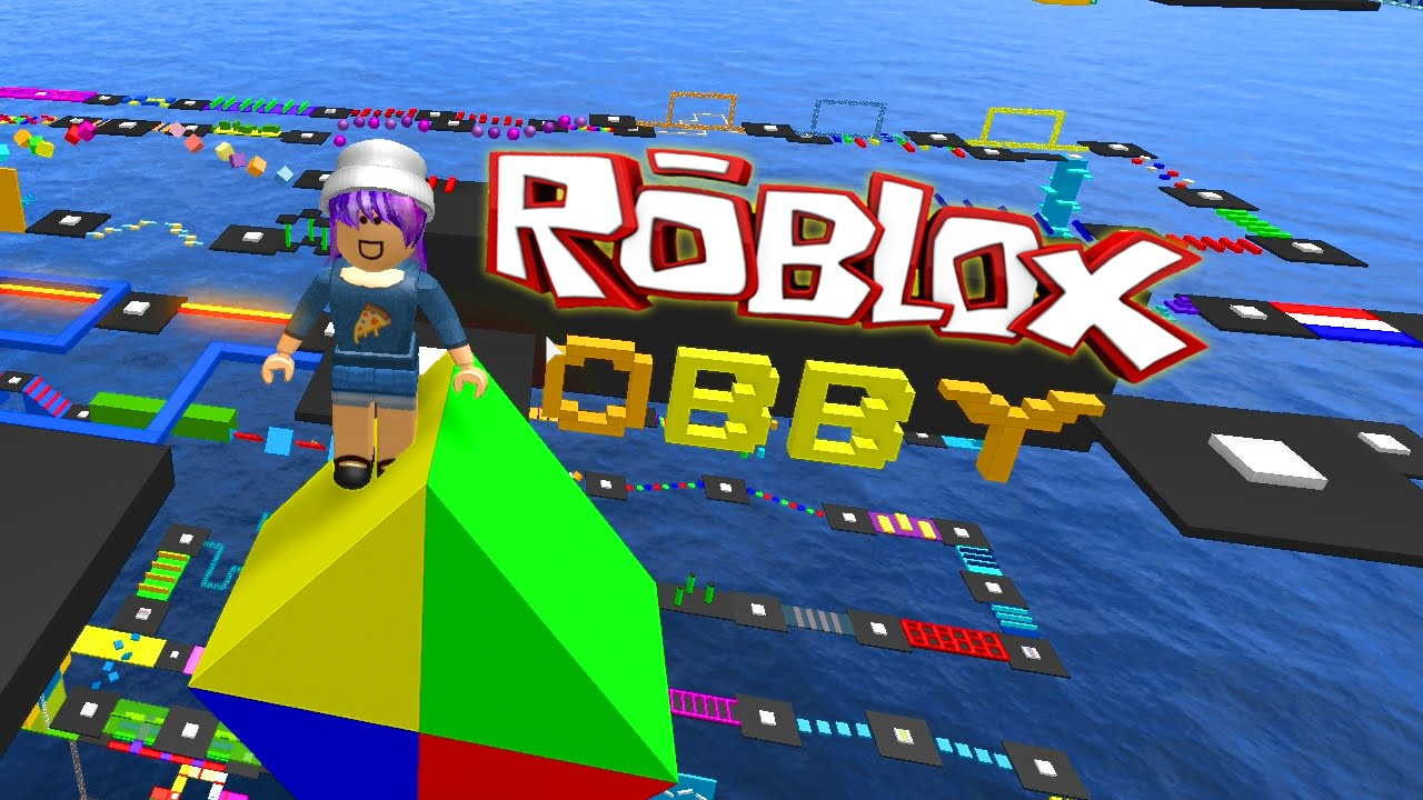 Roblox Mega Fun Obby Pt2 Round Things Scare Me Radiojh Games