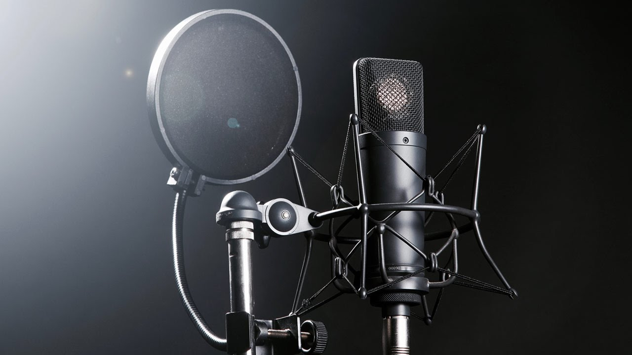 Vocal Recording Tip - How to Set Up Mic and Pop Filter with Ken Lewis  AudioSchoolOnline.com - YouTube