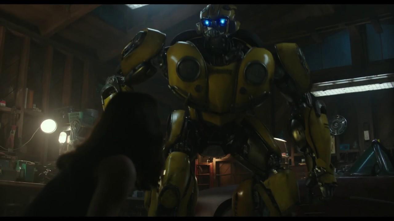 Bumblebee | Teaser Tráiler español 2018 | Paramount Pictures Spain