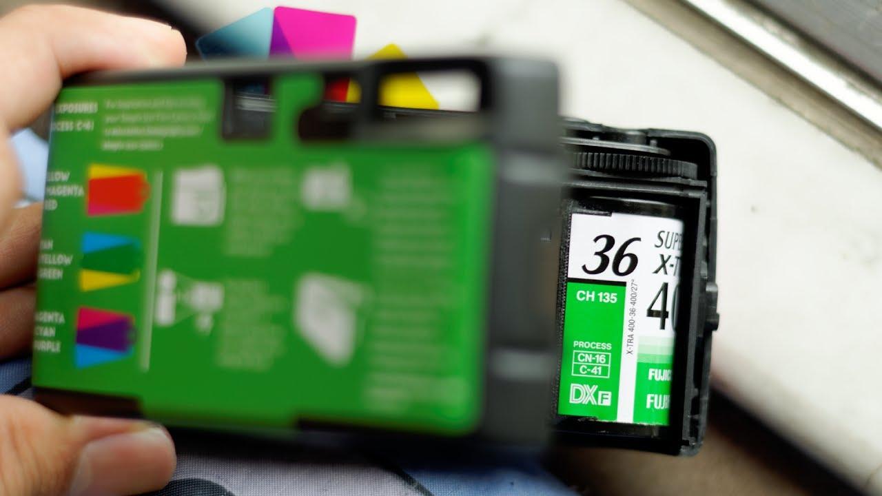 再上片!Lomography SIMPLE USE FILM CAMERA +新入手LOMOGRAPHY LOMOCHROME Purple