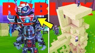CONSTRUYE Y SOBREVIVIENDA!! | Roblox Build & Survive