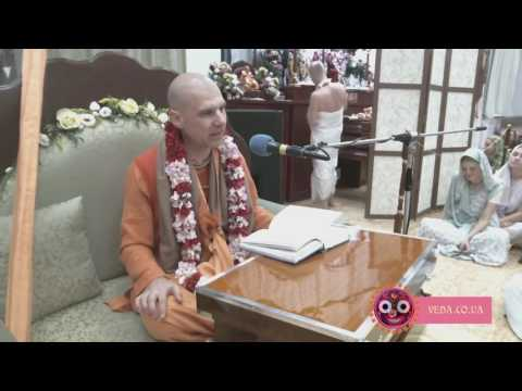 Бхагавад Гита 11.55 - Бхакти Расаяна Сагара Свами