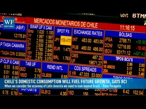 Chile's domestic consumption will fuel future growth, says BCI   World Finance