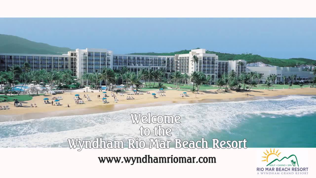 Wyndham rio mar puerto rico resort and hotel video youtube for 5 paws hotel and salon puerto rico