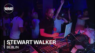 Stewart Walker Boiler Room Berlin Live Set