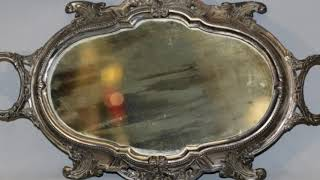 Вороненок и зеркало.
