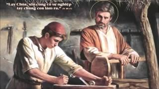 Tuyển tập thánh ca về thánh Giuse  (Joseph) hay nhất -