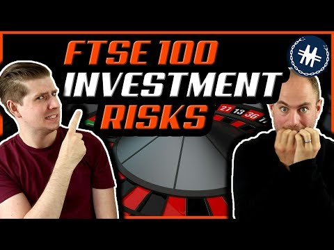 FTSE 100 Index - Investing Risks That UK Investors Need To Be Aware Of