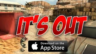 Bullet Force IS OUT!!! - IOS RELEASE LIVE WORLDWIDE