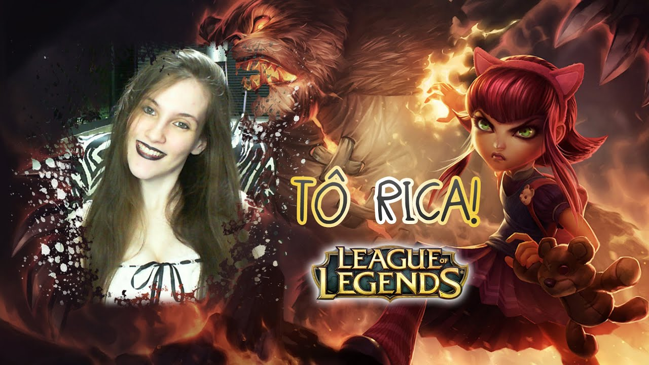 TÔ RICA! - League of Legends