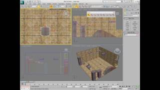 Object Manipulation in 3ds Max - Using Snap Tools