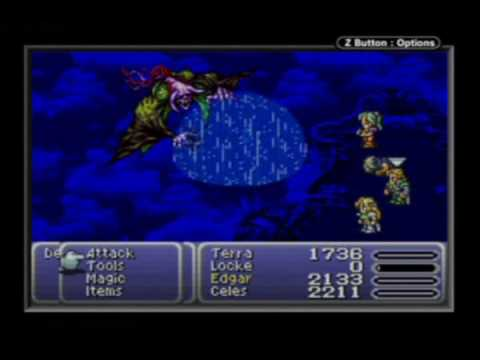 Final Fantasy VI walkthough part 90: Deathgaze