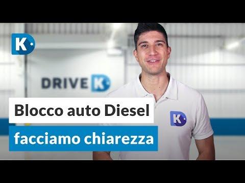 Blocco auto diesel nel 2020? Facciamo chiarezza