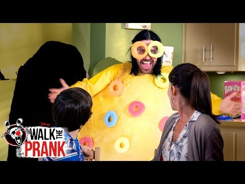 Bam-O's | Walk the Prank | Disney XD