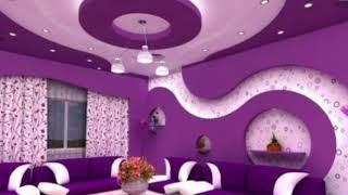 видео Cпособы дизайна потолков