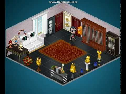 Как сделать гостиную в аватарии