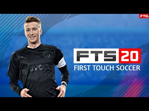 FTS 2020 Android Offline 350 MB HD Graphics First Touch Soccer