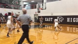 Harrisburg holds off CD East for 53-52 win