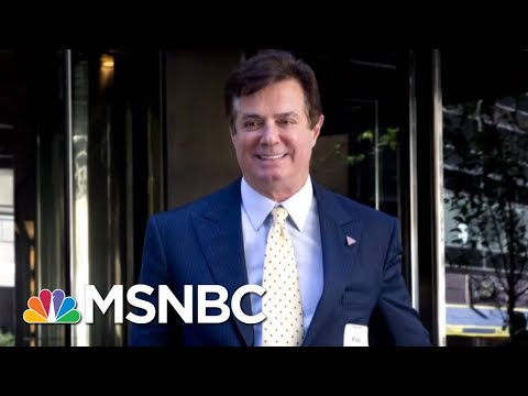 Elie Mystal: Paul Manafort May Know Exactly What Russia Wanted | AM Joy | MSNBC