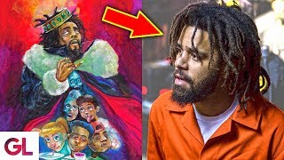 J.Cole's Dreadlocks