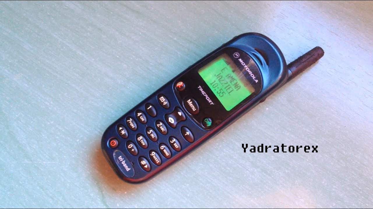 motorola old mobile phones. motorola timeport p7389 retro review (old ringtones) brick phone from 2000 - youtube old mobile phones