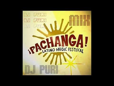 Mix Pachanga Variado 2016  reggaeton Electronica Salsa Cumbia Merengue moombah Brasilera [ Fiestón ]