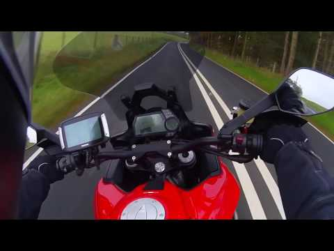 The best biking road in Britain. Wales.... probably ..... seriously. Episode 9 Welsh Tour