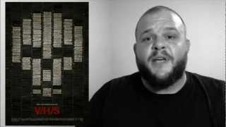V/H/S (2012) horror movie review found footage film vhs