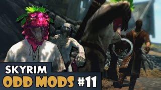 Skyrim Odd Mods #11 - SUPREME MURDER BOW! (Season Premiere)