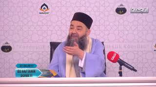 Hangi Profesör Bir Kişiyi Namâza Başlatmış, Kendisi Kılmıyor - Cübbeli Ahmet Hocaefendi Lâlegül TV