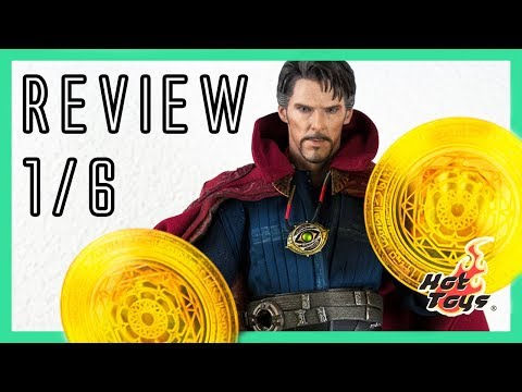 Hot Toys Doctor Strange 1/6 video review MMS387