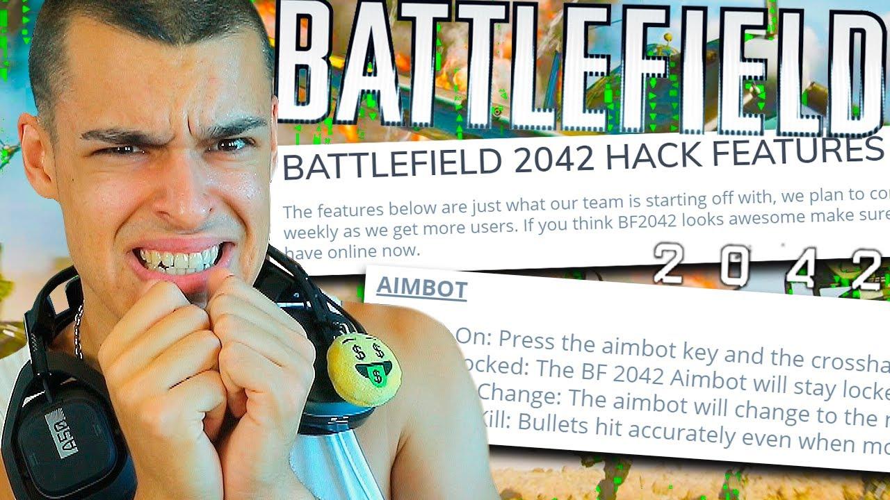 BATTLEFIELD 2042 AMENAZADO POR LA MAYOR PÁGINA DE HACKS