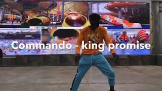 Download lagu #Commando - king promise ( Dancechallenge)
