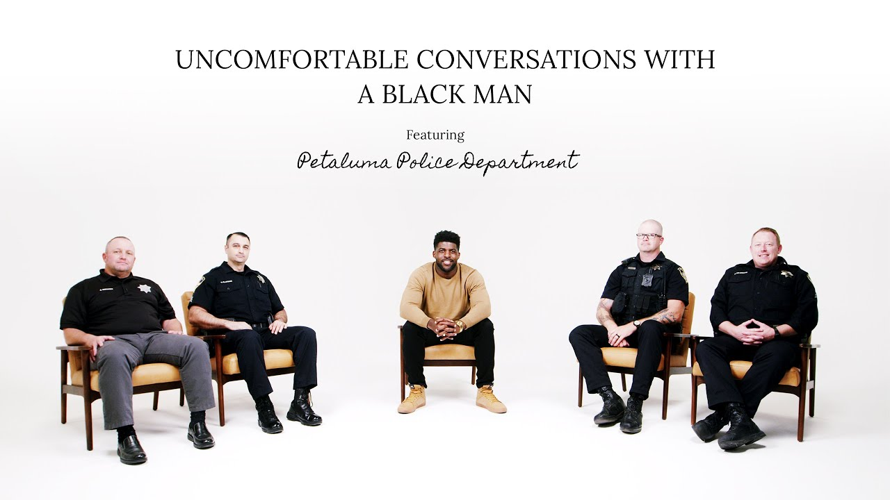 Download A Conversation with the Police - Uncomfortable Conversations with a Black Man Ep. 9