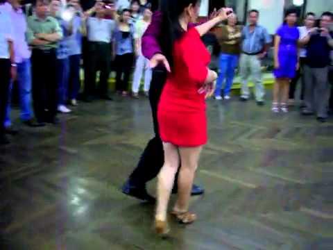Khieu vu Rumba lớp 4 bài 2_vũ sư Anh Tuấn & cô Hồng Yến