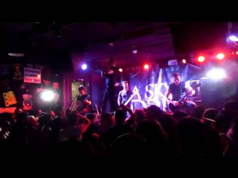 A Skylit Drive - Shadows live at Chain Reaction Anaheim (3-12-2015)