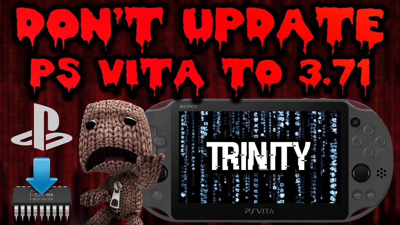 DON'T UPDATE Your PS Vita To 3 71!!!