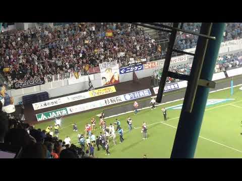 【トーレス引退試合】神戸サポが予想外の反応~試合後セレモニー