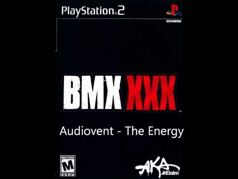 Audiovent - The Energy