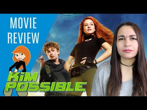 Kim Possible Live Action – Movie Review