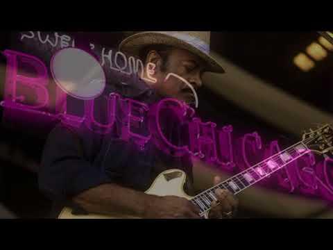 Jimmy Dawkins     ~    Blues And Pain ( Full Album )  1994