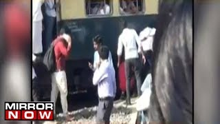 4 People Die After Falling From A Speeding Train In Chennai