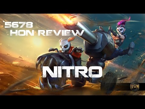 5678 Hon Review : Nitro แว๊นไปกับพี่มั้ยน้อง