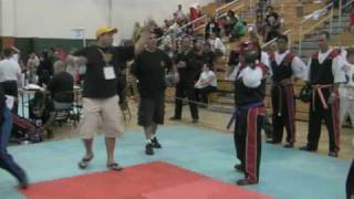 gcc 2009 bushido open at deer valley high school weman fighting