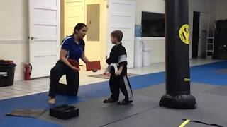 Victory Martial Arts 2017 Logan Xavier Drills 19