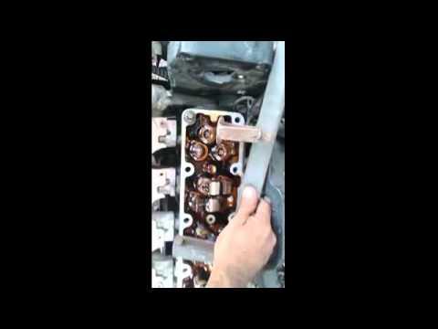 Cambio De Gomas De V 225 Lvulas Corsa Sin Bajar C 225 Mara Youtube